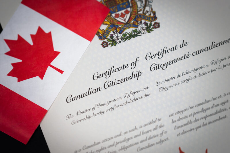 Canadian Citizenship- Lakeview Immigration Services